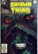 Swamp Thing Justice League Dark prima aparitie benzi desenate comics