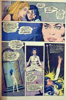 Wonder woman bondage benzi desenate vechi wonder girl Diana