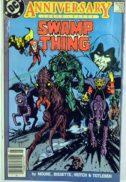 Justice League Dark, swamp thing, alan moore benzi desenate vechi dc comics