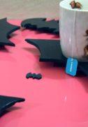 Masuta Batman aplica hand made