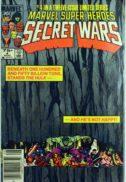 Coperta clasica hulk munte secret wars