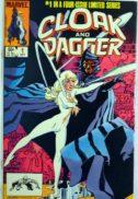 Cloak and Dagger 1 marvel benzi desenate vechi