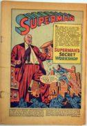 Superman gold age inainte de cod