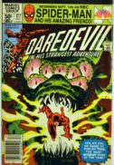 Daredevil origine benzi desenate Marvel vintage