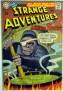 DC Strange Adentures benzi desenate vintage de vanzare