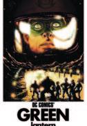 Green lantern movie cover benzi desenate poster film