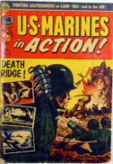 US Marines Action benzi desenate razboi world war precode