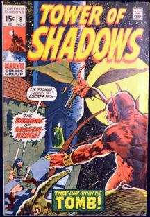 Tower of Shadows benzi desenate marvel de groaza