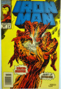 Iron Man Earth-Mover benzi marvel