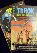 Turok Son of Stone benzi desenate Gold Key Comics