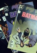 Batman Year One Frank Miller James Gordon
