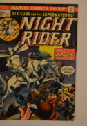Night Rider originea comics benzi desenate Marvel