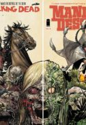 Walking Dead Manifest Destiny Connected covers benzi desenate Image Comics