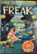 Freak Brothers benzi desenate vechi independenti