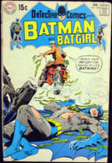 Batman Detective Comics Batgirl comics benzi desenate vechi