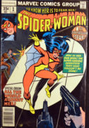 Spider Woman 1 origine Marvel