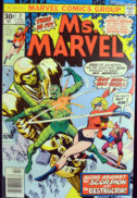 Ms Marvel benzi desenate destructor si scorpion