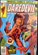 Daredeil banda desenata in romana