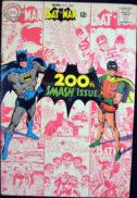 Batman 200 detective comics benzi desenate vechi dc
