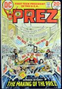 Benzi desenate vechi Prez primul presedinte adolescent