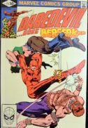 Daredevil berserk comics Romania online