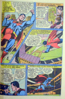Silver Age benzi desenate comics Superman Lois Lane