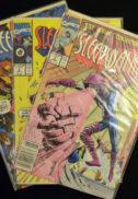 Sleepwalker benzi desenate comics lot
