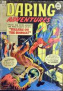 Daring Adventures gold age benzi desenate vechi