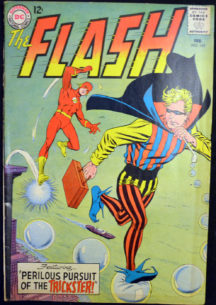 Flash Trickster benzi desenate vechi