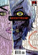 iZombie i Zombie banda desenata comic