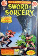 Sword of Sorcery benzi desenate vechi