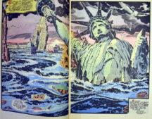 Kamandi Last Boy Earth comic DC vechi