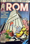 Rom moon knight iron fist