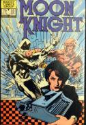 Moon Knight Joy Mercado comic benzi desenate bucuresti