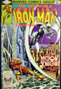 Iron Man cu Moon Knight benzi desenate de vanzare bucuresti