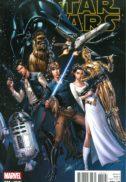 Star Wars benzi desenate comics SCott Campbell noi