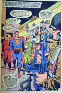 Darkseid Jimmy Olsen benzi desenate vechi