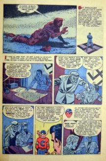 Boy Comics Gold Age Hitler benzi desenate vechi