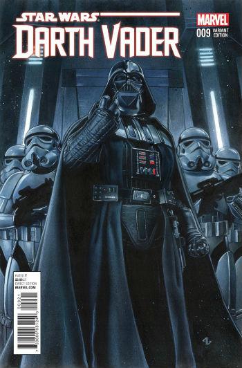 Darth Vader 9, Adi Granov