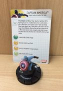 Figurine Heroclix Captain America statuete