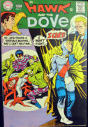 Hawk and Dove benzi desenate comics 1