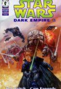 Star wars dark empire luke skywalker dark horse comics