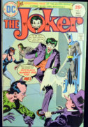 Joker Two Face benzi desenate vechi DC Comics