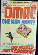 Omac benzi desenate origine dc comics romania online