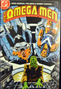 Omega Men Psion benzi comics vechi romania magazin