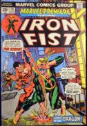 Fu-Hsi. Scythe, Shou-Lao the Undying, Thunderer iron Fist banda desenata