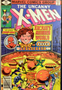 Uncanny X-Men Spider-Man Marvel comic vechi