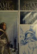 Game of Thrones 4 variante serial benzi desenate comics
