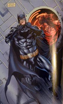 Arta originala Batman Superman arta originala