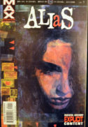 Alias prima Jessica Jones comic benzi desenate Netflix